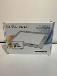 Artograph 225-920 Lightpad 920LX Super Bright Illuminated Art & Craft Light Box