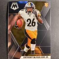 2020 Mosaic Football Anthony McFarland Jr. Rookie Card Base #237 Steelers RC