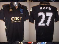Portsmouth KANU BNWT UEFA Cup Europe Large Football Soccer Shirt Jersey Nigeria
