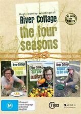 The River Cottage - Four Seasons (DVD, 2015, 7-Disc Set) - Region 4