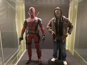 Hot Toys Deadpool Ver 1 With Extra Street Clothes Wade Wilson