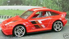 1985 HONDA CR-X 1:64 (Red) Hot Wheels Diecast Passenger Car Sealed
