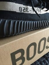Pre Owned Authentic Adidas Yeezy Boost V2 350 Sply Oreo BY1604