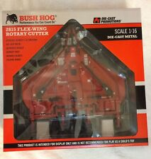 Bush Hog 2815 1/16th Scale DieCast Flex Wing Rotary Cutter - unopened