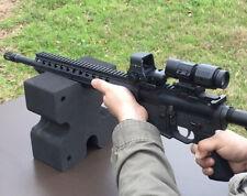 X-Block Einschiesshilfe, Gewehrauflage, Einschiessbock, Vorderschaftauflage NEU