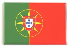 Flag of Portugal FRIDGE MAGNET (2 x 3 inches)