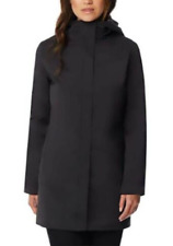 32 Degrees Ladies' Waterproof Winter Jacket, Black, Size XXL