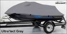 PWC Jet ski cover - Grey Fits Honda Aquatrax R-12X R12X 2003-2007, R12 2004-2006