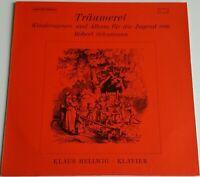 Schumann Träumerei Kinderszenen für die Jugend Hellwig Sastruphon Stereo 007036