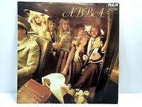 ABBA VINYL RECORD MAMMA MIA SOS IVE BEEN WAITING FOR YOU HEY HEY HELEN I DO I DO
