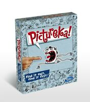 Pictureka Board Game Hasbro NEW