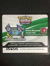 Pokemon SM Guardians Rising TCG - PreRelease Box Code