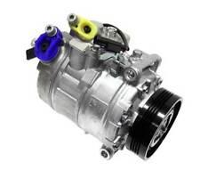 A/C Compressor w/Clutch Denso O.E.M 64509174802 for BMW 530i 525i E60 04-05