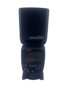 Original Canon Speedlite 600EX II-RT Camera Flash Hot Shoe Wireless E-TTL II