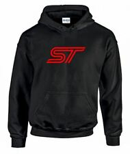 Classic Ford Car Fiesta Focus ST Hoodie All Sizes Present Free 1st Class P&P