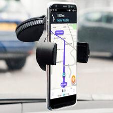Supporto STAND AUTO Parabrezza per Samsung Galaxy S8 + Disco ADESIVO Cruscotto