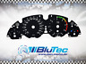 Tachoscheiben für Tacho BMW E39 E53 X5 5er M5 300kmh Diesel - DISPLAY COLORED -