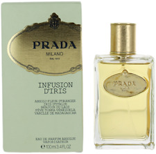 Infusion D'Iris Absolue Fleur D'Oranger By Prada For Women EDP Spr Perfume 3.4oz