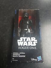 STAR WARS Rogue One IMPERIAL DEATH TROOPER 6-inch figure (HASBRO 2016)