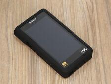 For Sony Walkman NW-WM1A NW-WM1Z Case Soft Silicone Protective Skin Cover Black