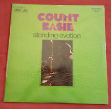 COUNT BASIE LP ORIG FR STANDING OVATION