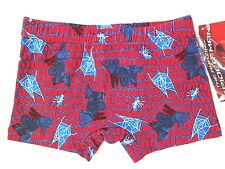 Marvel Comics Ultimate Spider-Man Boy's Underwear Briefs Size 8 NWT