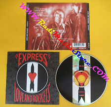 CD LOVE AND ROCKETS Express BEGGARS BBL 2031 CD (Xs8) no lp mc dvd
