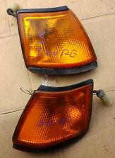 6819 6R 01819 FRONT CORNER TURN LIGHTS PAIR LH RH HYUNDAI SCOUPE MODEL 1989 92