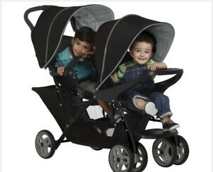 Graco Stadium Duo Tandem Pushchair new and boxed rrp£180