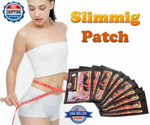 30 LOT FAST ACTING WEIGHT LOSS SLIM PATCH BURN FAT CELLULITE DIET SLIMMING PAD