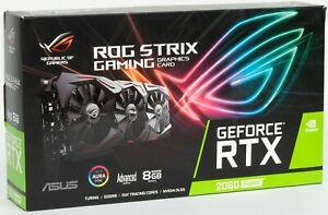 ASUS ROG STRIX RTX 2060 Super Advanced Edition 8Gb Image Read Desc