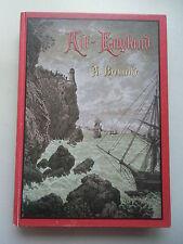 Alt-England Eine Studienreise London Grafschaften zw.Kanal Piktenwall 1887/1981