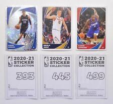 2020-21 Panini NBA Basketball Stickers (#251-500) Pick a Player Sticker