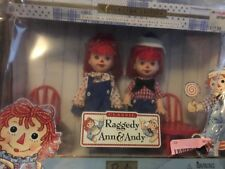 Barbie Raggedy Ann Andy Mattel  1999 Collector Edition Storybook Dolls