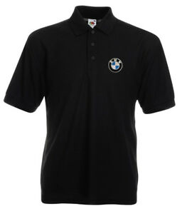 BMW Gifts Embroidered Polo Shirt.