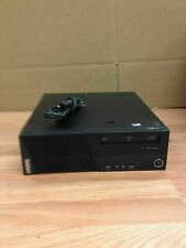 Lenovo Thinkcentre M93p Computer i5 4570 3.20 Ghz 4th Gen Quad Core No HD
