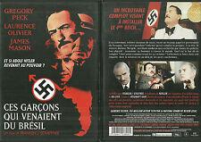 DVD - CES GARCONS QUI VENAIENT DU BRESIL avec GREGORY PECK, LAURENCE OLIVIER