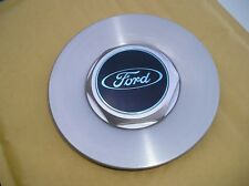Ford Fiesta ST 150 Wheel Centre CAP SILVER, New Genuine Ford Part 2100371