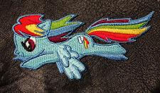 My Little Pony Rainbow Dash Friendship Is Magic IRON ON PATCH