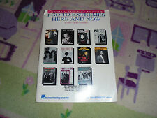 PB I Go To Extremes Here and Now Piano Vocal Guitar music book GUC