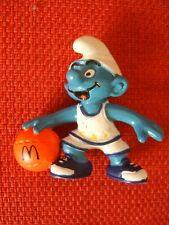 Schlumpf   Mc Donald´s 98  #353# Schleich  303  Baseballwerfer