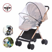 Universal Baby Stroller Pushchair Mosquito Insect Net Cover for Pram Car Seat US
