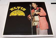 ELVIS PRESLEY - ELVIS AT SUN - RECORD COMPANY - LP - VINYL USA - RARO MINT !!!