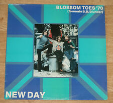 BLOSSOM TOES '70 NEW DAY 1989 UK LP DECAL LIK 48 + INNER SLEEVE