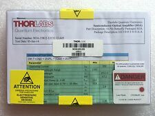 THORLABS SOA1013S - C-Band Semiconductor Optical Amplifier, CWL=1500 nm (Typ.)