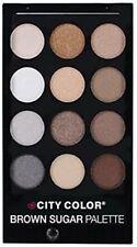 Brand New City Color Brown Sugar Eyeshadow Palette!