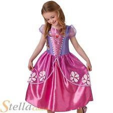 niña Sofía El Primer Disfraz Princesa Disney disfraz infantil Disfraz