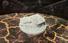 80mm Round Leviathan Siege dreadnaught base custom resin warhammer 40k 30k NEW