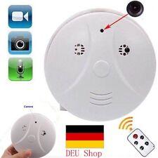 Spion Kamera Camera Rauchmelder Detektor DV Video DVR versteckte Bewegung DV