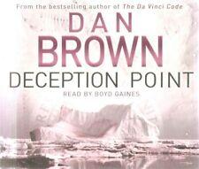 Dan Brown - Deception Point (6xCD A/Book 2004)